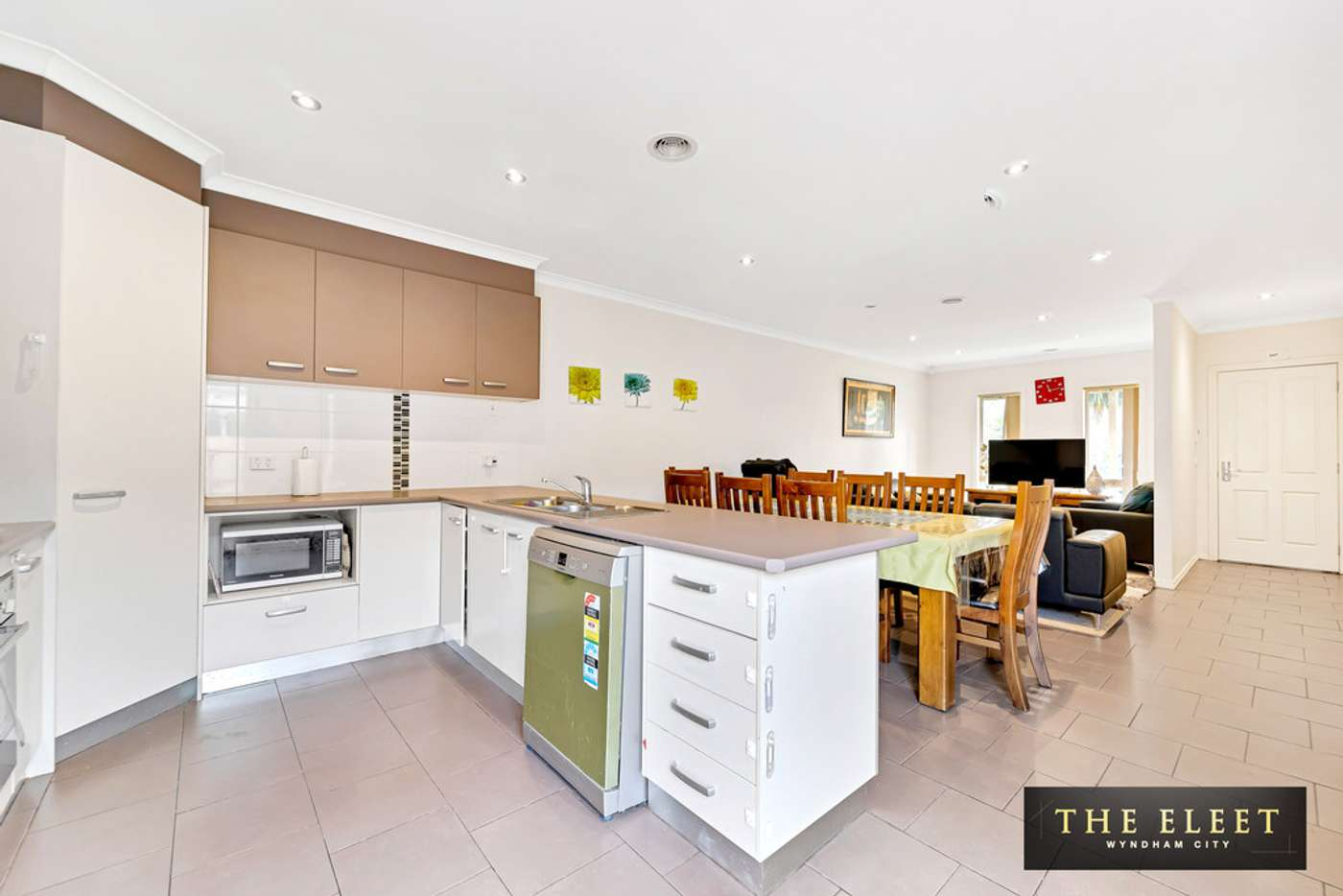 Sixth view of Homely house listing, 1/13 Bridlepath Drive, Truganina VIC 3029