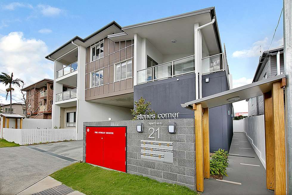 Third view of Homely house listing, 203/19-21 Gordon Street, Greenslopes QLD 4120