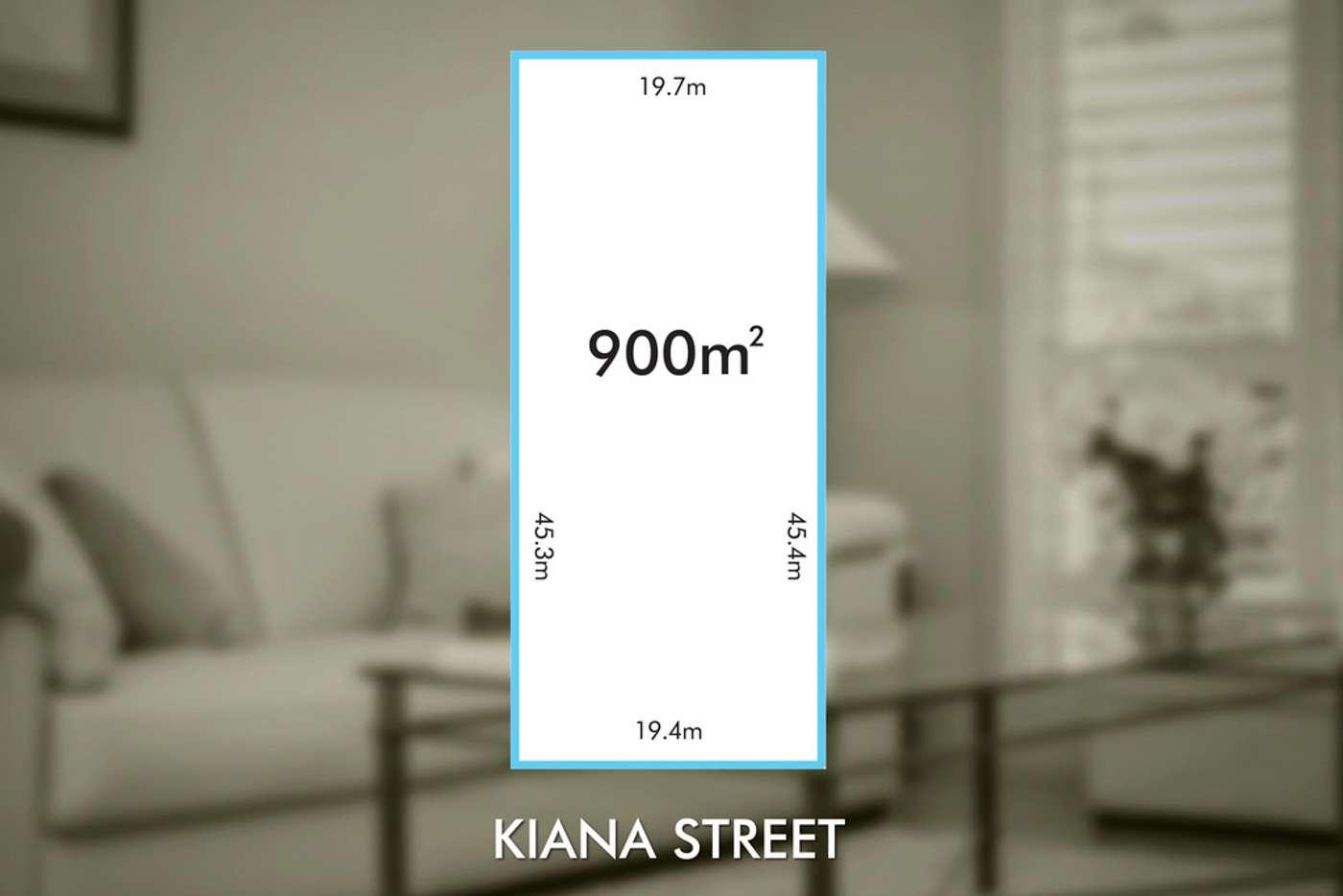 Main view of Homely residentialLand listing, 18 Kiana Street, Seaview Downs SA 5049