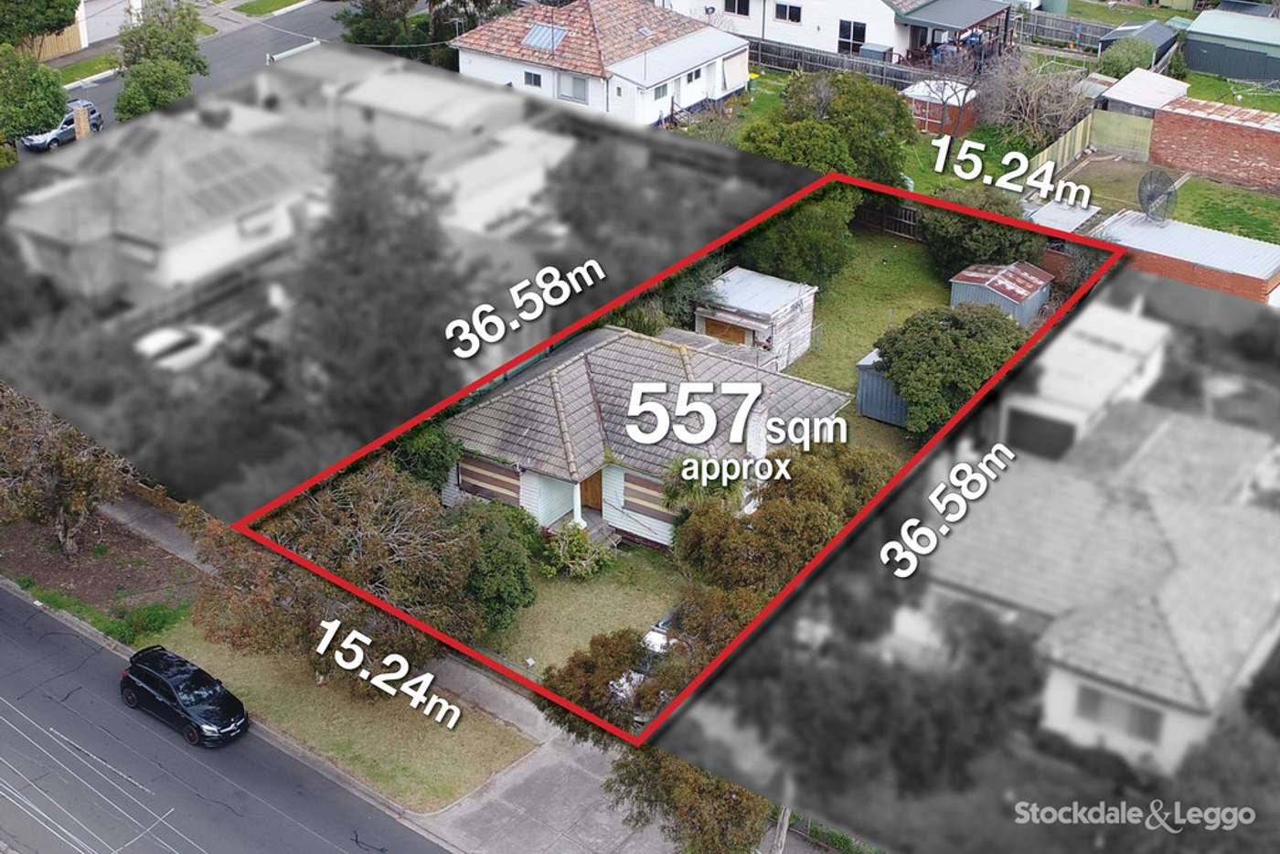 Main view of Homely house listing, 161 Henty Street, Reservoir VIC 3073