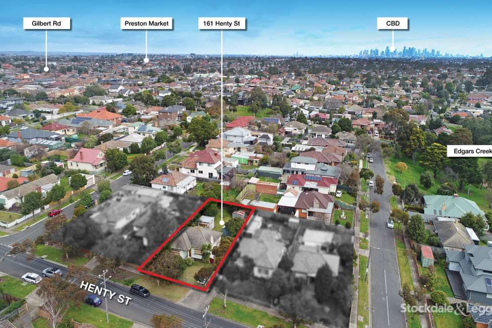 Third view of Homely house listing, 161 Henty Street, Reservoir VIC 3073