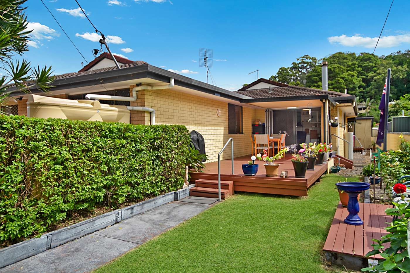 Main view of Homely semiDetached listing, 2/8 Gollan Drive, Tweed Heads West NSW 2485