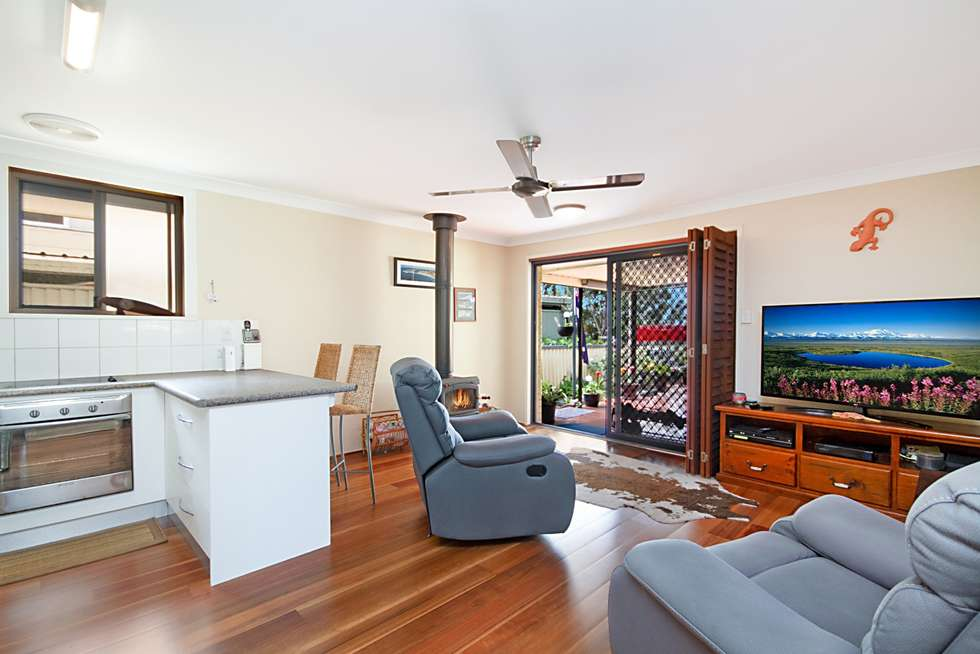 Second view of Homely semiDetached listing, 2/8 Gollan Drive, Tweed Heads West NSW 2485