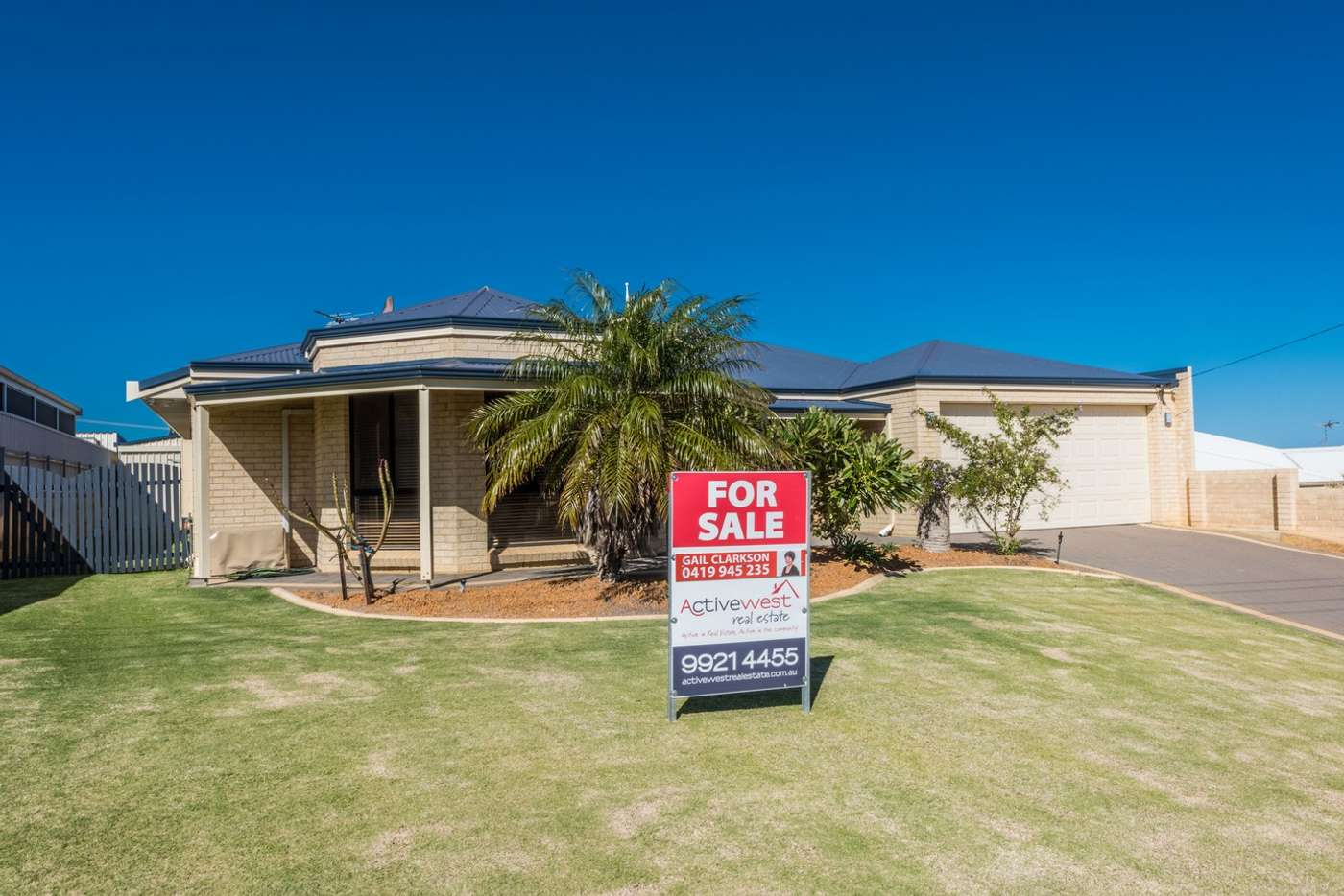 Main view of Homely house listing, 14 Penzance Way, Tarcoola Beach WA 6530