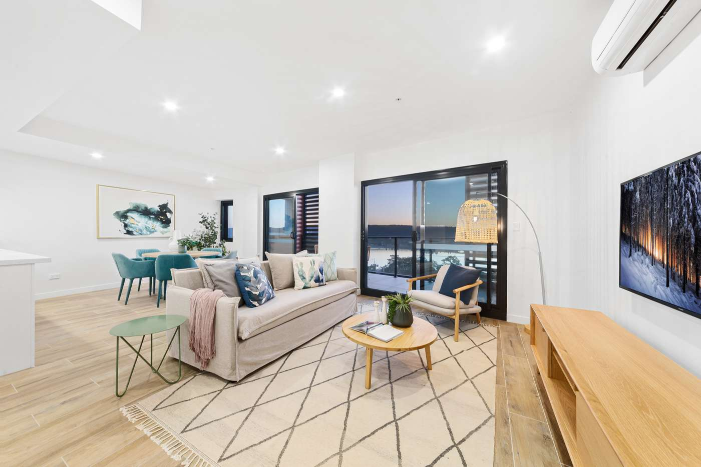 Main view of Homely apartment listing, 601/25 Mann Street, Gosford NSW 2250