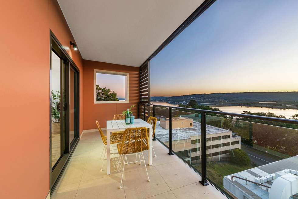 Third view of Homely apartment listing, 601/25 Mann Street, Gosford NSW 2250