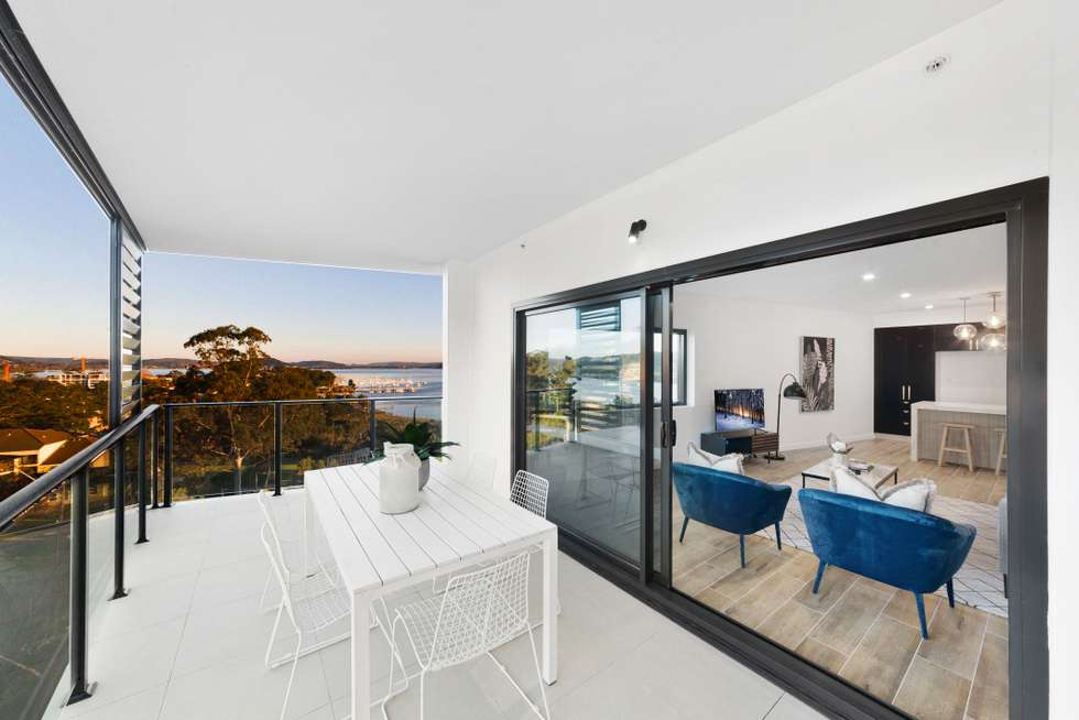 Second view of Homely apartment listing, 906/25 Mann Street, Gosford NSW 2250