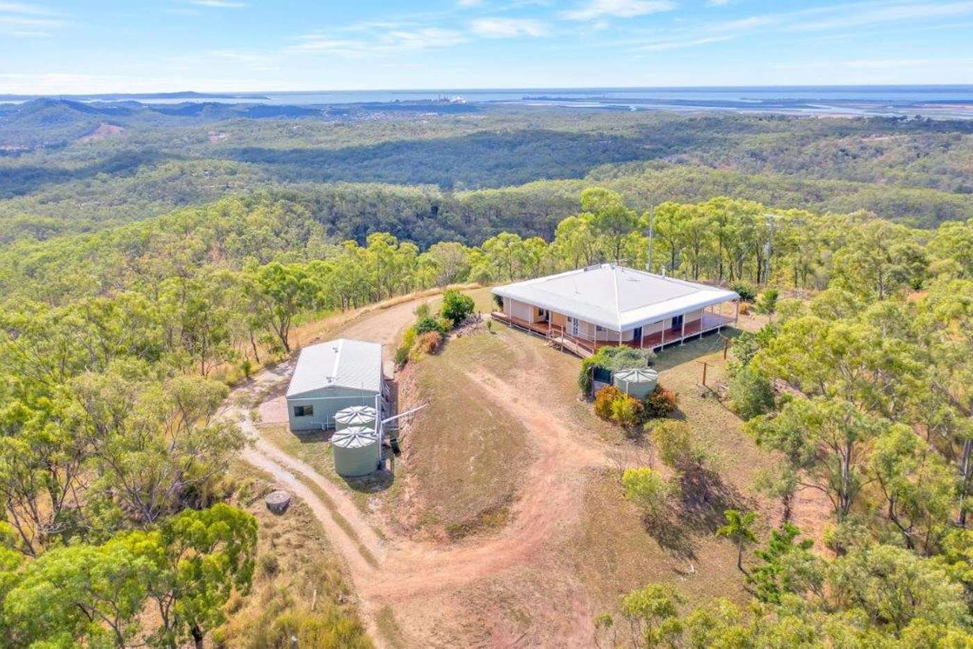 Main view of Homely house listing, 30 COMPIGNE ROAD, Wurdong Heights QLD 4680