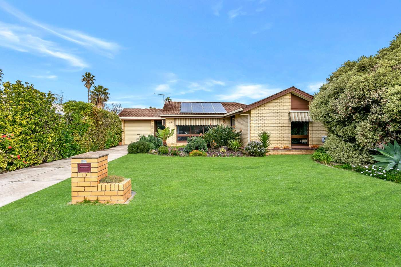 Main view of Homely house listing, 10 Fremantle Road, Port Noarlunga South SA 5167