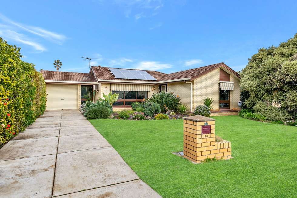 Second view of Homely house listing, 10 Fremantle Road, Port Noarlunga South SA 5167