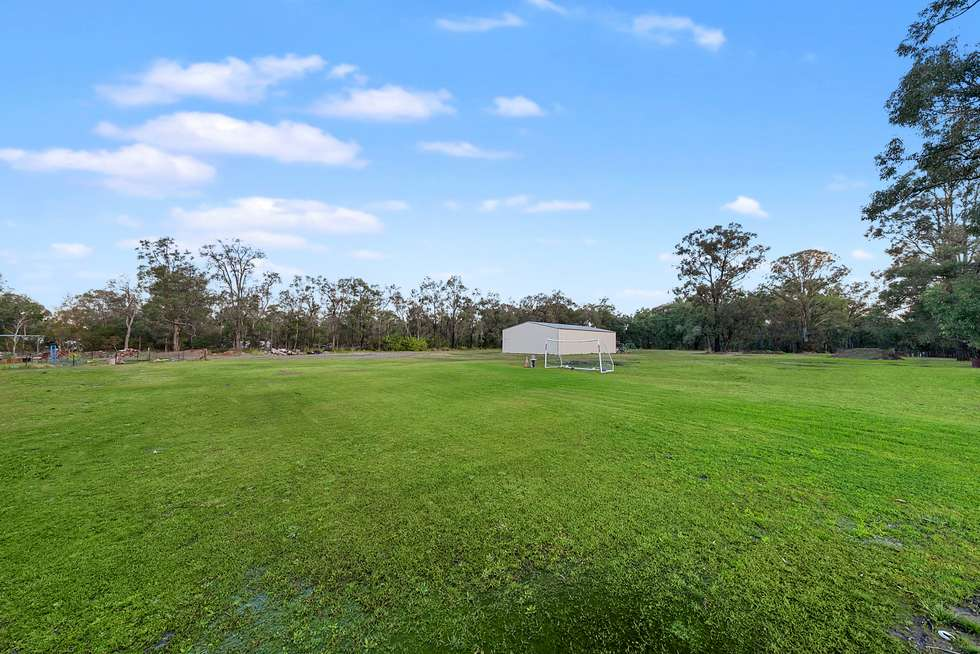 Second view of Homely acreageSemiRural listing, 166-170 East Wilchard Road, Castlereagh NSW 2749
