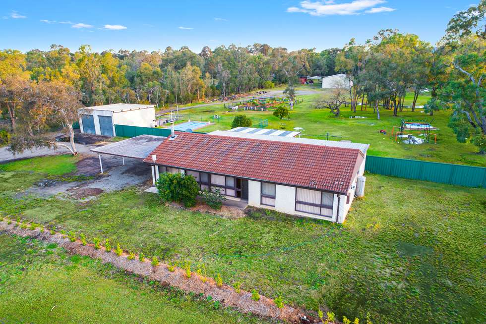 Third view of Homely acreageSemiRural listing, 166-170 East Wilchard Road, Castlereagh NSW 2749