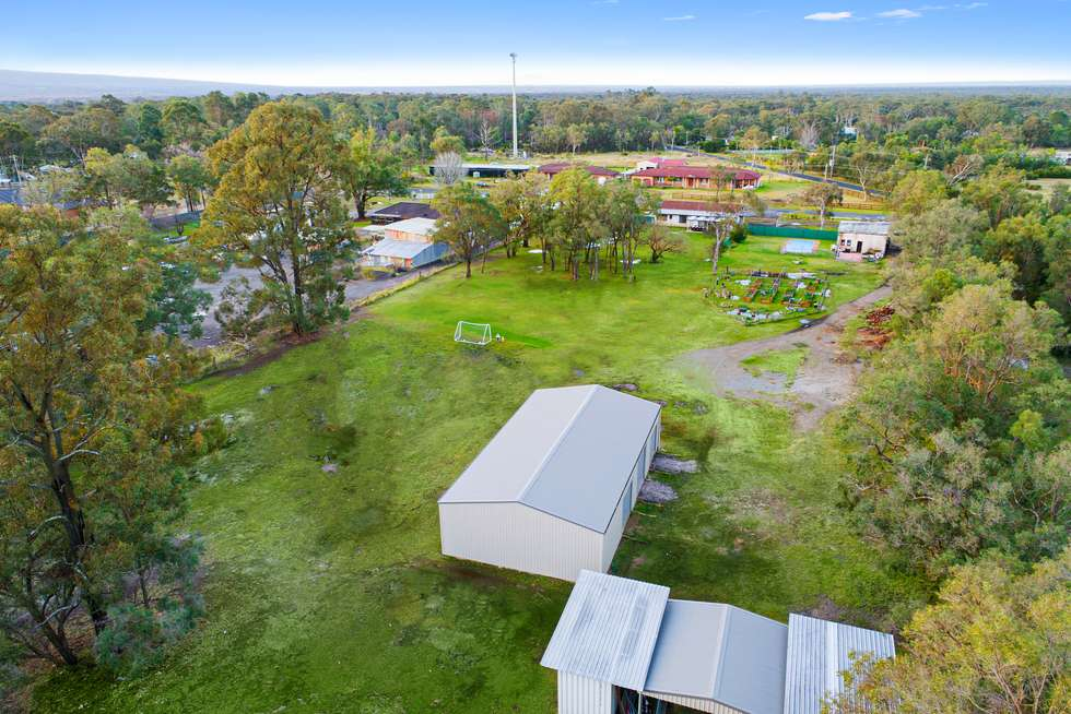 Fourth view of Homely acreageSemiRural listing, 166-170 East Wilchard Road, Castlereagh NSW 2749