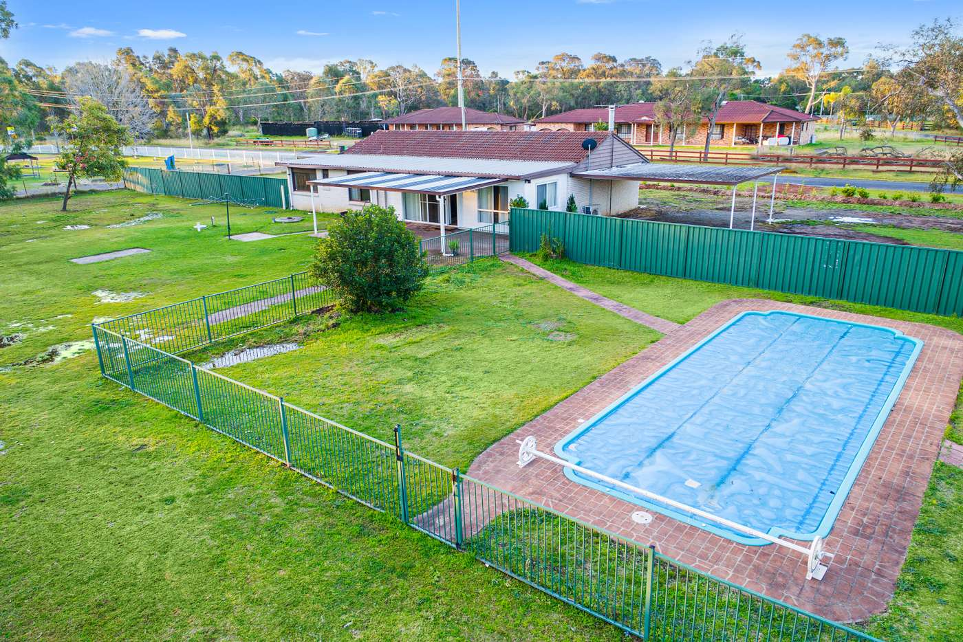 Seventh view of Homely acreageSemiRural listing, 166-170 East Wilchard Road, Castlereagh NSW 2749
