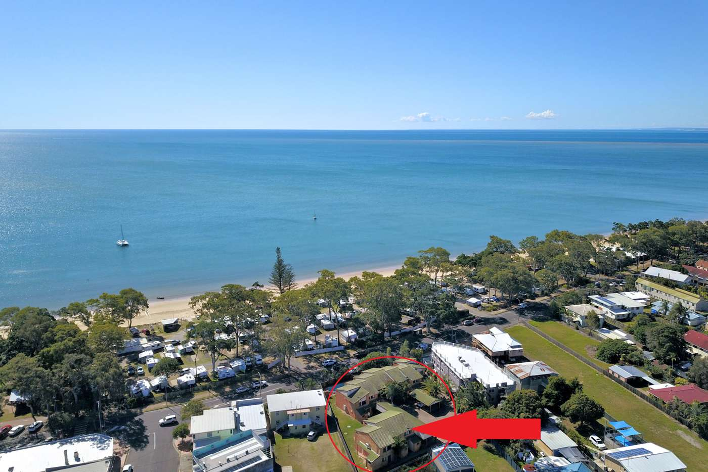 Main view of Homely townhouse listing, 8/436 Esplanade, Torquay QLD 4655