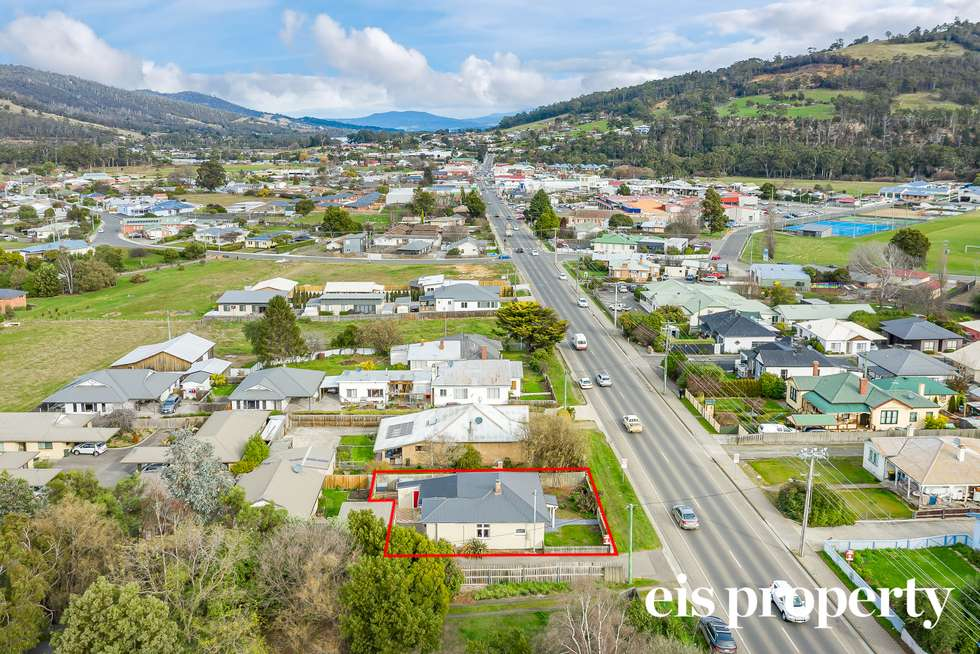 Third view of Homely house listing, 1/100 Main Street, Huonville TAS 7109