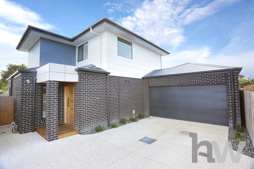 Second view of Homely townhouse listing, 2/23 Glover Street, Newcomb VIC 3219