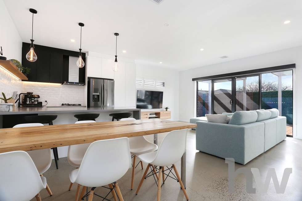Third view of Homely townhouse listing, 2/23 Glover Street, Newcomb VIC 3219