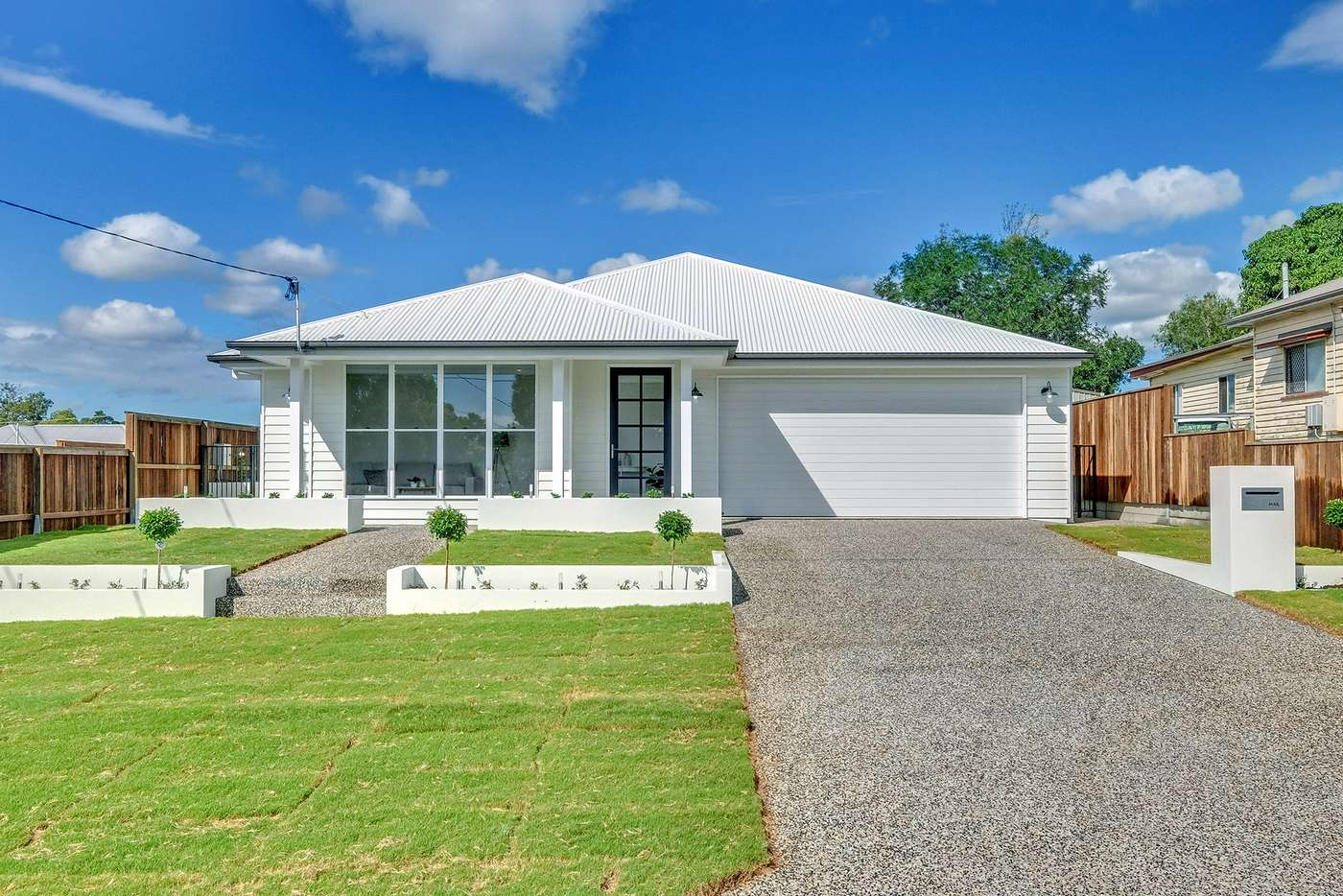 Main view of Homely house listing, 8a Greenham Street, Raceview QLD 4305