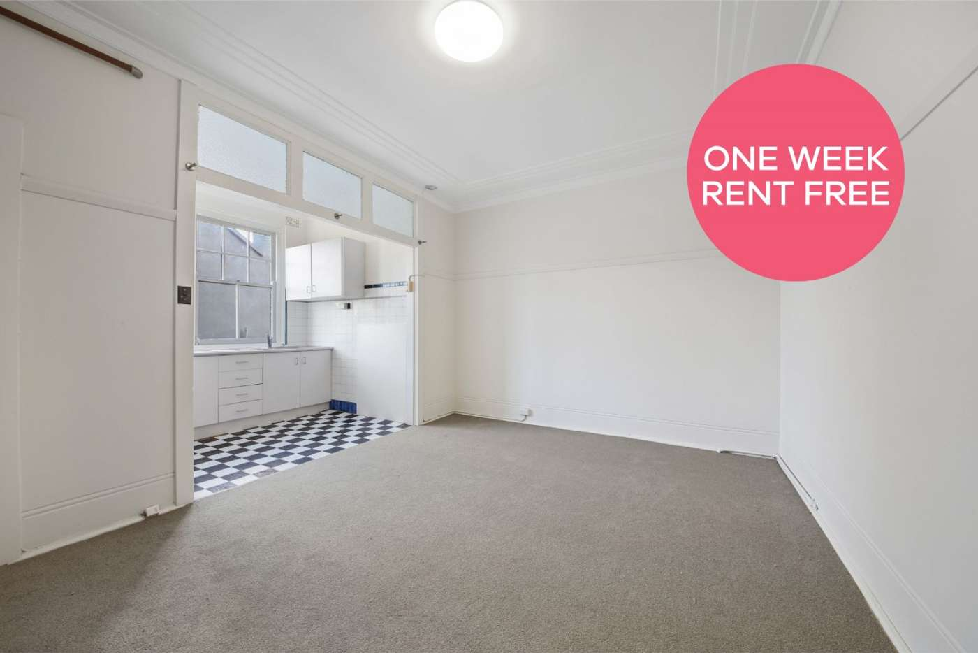 Main view of Homely studio listing, 18/5 Darley Street, Darlinghurst NSW 2010
