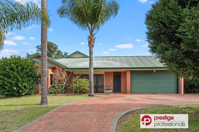 8 Trineura Court, Wattle Grove NSW 2173
