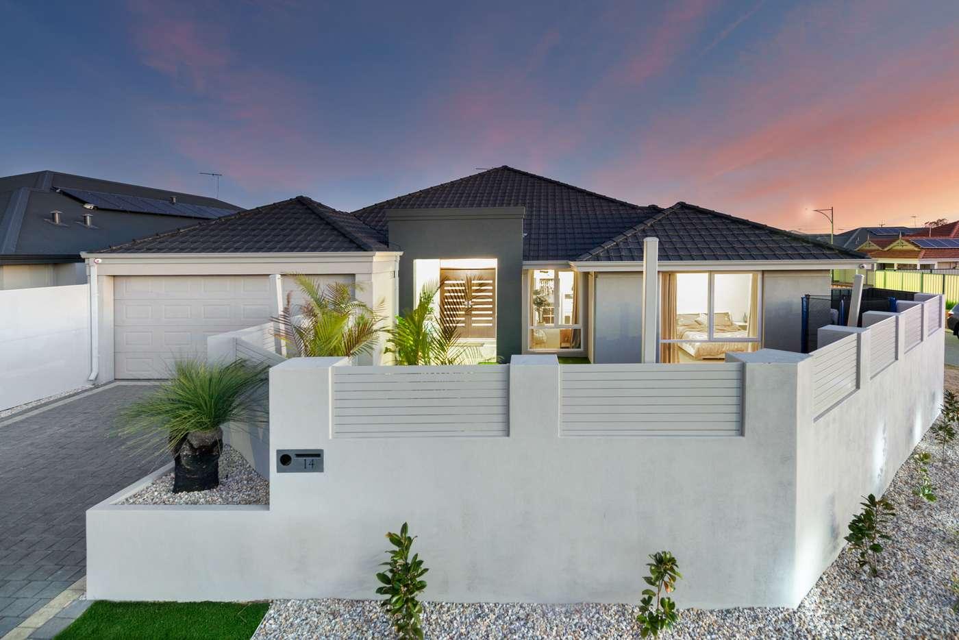 Main view of Homely house listing, 14 Baumea Turn, Hammond Park WA 6164