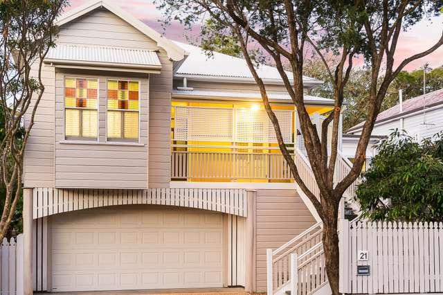 21 Bangalla Street, Auchenflower QLD 4066
