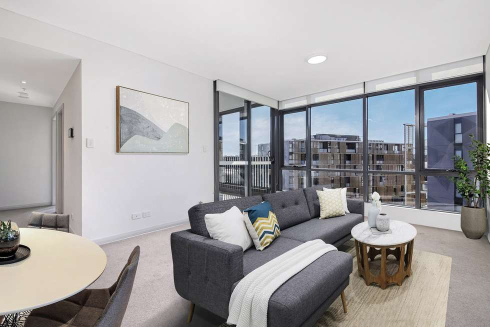Second view of Homely apartment listing, 913/10 Burroway Road, Wentworth Point NSW 2127
