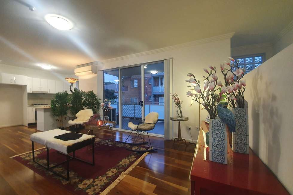 Second view of Homely townhouse listing, 9T/11 O'REILLY STREET, Parramatta NSW 2150