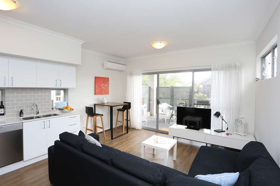 Second view of Homely apartment listing, 3/141 Railway Parade, Mount Lawley WA 6050