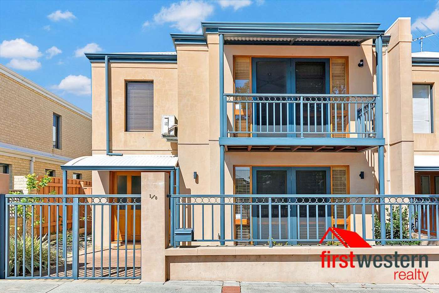 Main view of Homely townhouse listing, 1/8 Nottinghill Street, Joondalup WA 6027