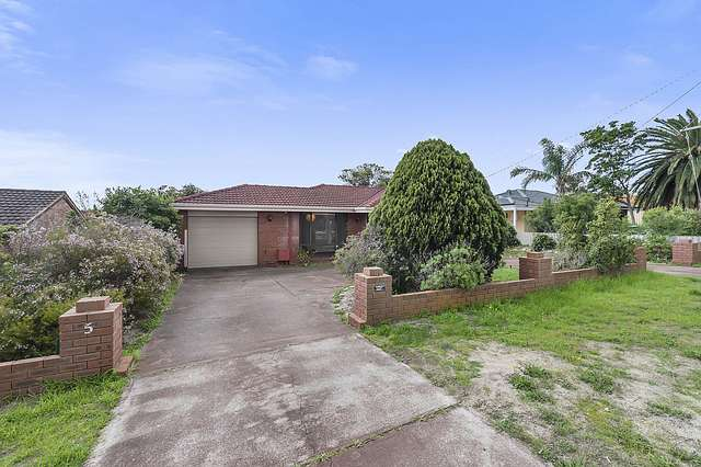 5 Bracken Way, Bibra Lake WA 6163