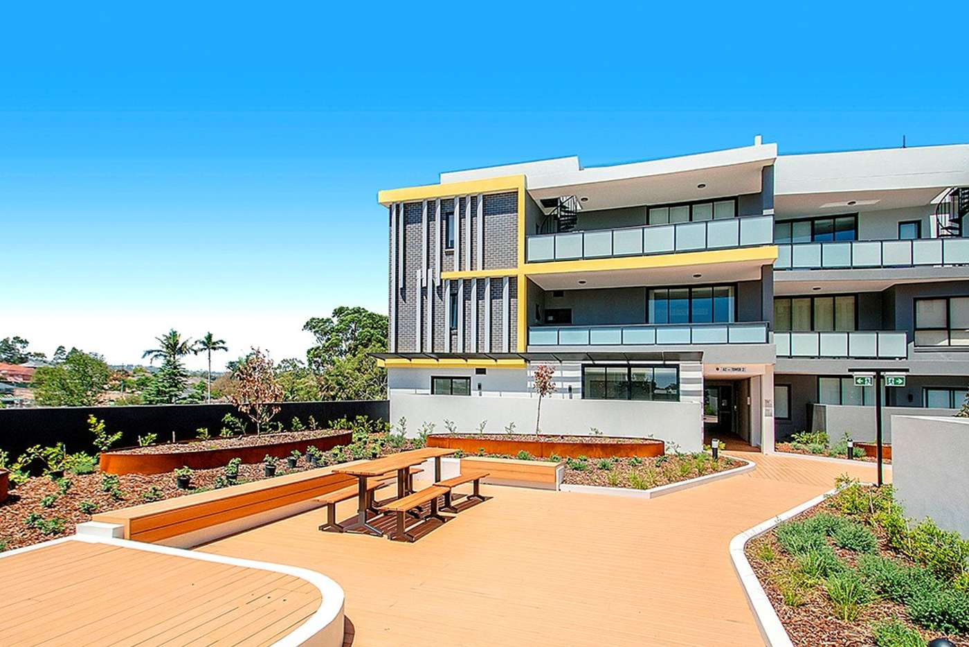 Main view of Homely apartment listing, 303/10 Hezlett Road, Kellyville NSW 2155
