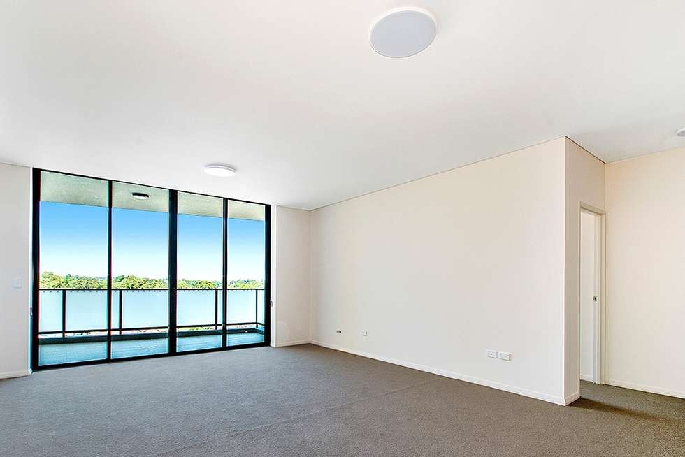 Third view of Homely apartment listing, 303/10 Hezlett Road, Kellyville NSW 2155