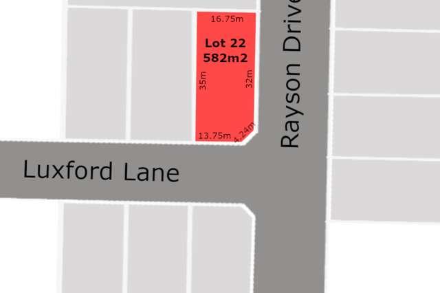 Lot 22 Luxford Lane, Leongatha VIC 3953
