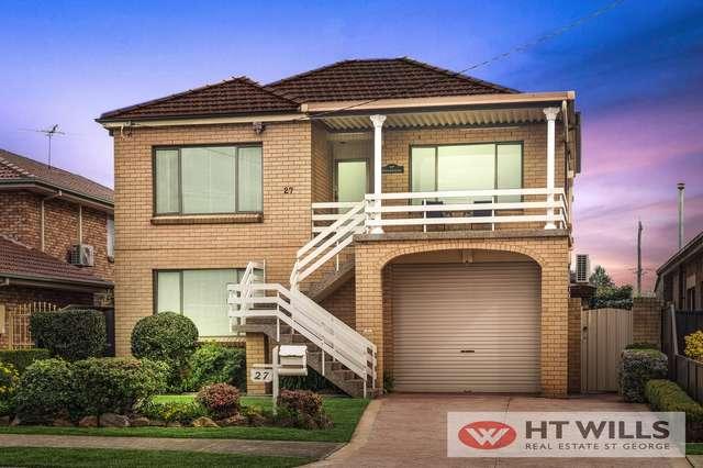 27 Wellington Road, Hurstville NSW 2220