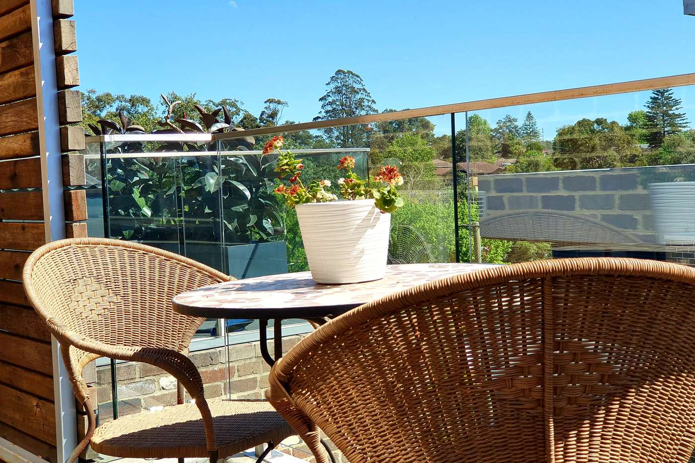 Main view of Homely apartment listing, 24/14 Bouvardia Street, Asquith NSW 2077