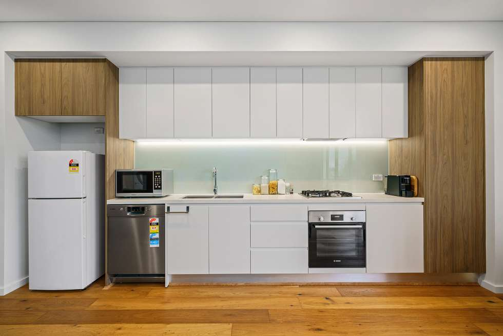 Second view of Homely apartment listing, 24/14 Bouvardia Street, Asquith NSW 2077