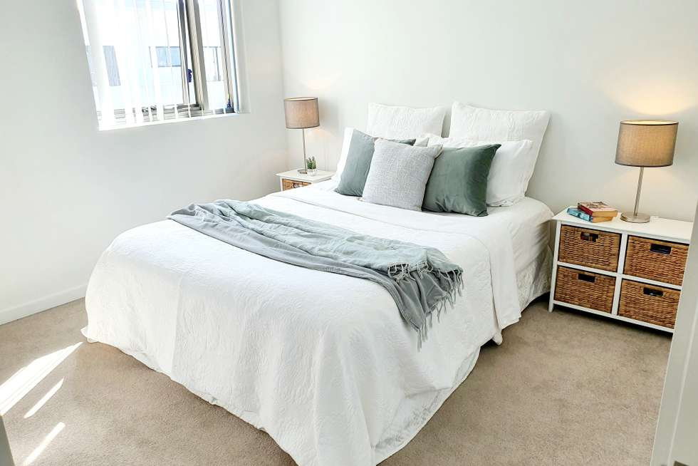 Third view of Homely apartment listing, 24/14 Bouvardia Street, Asquith NSW 2077