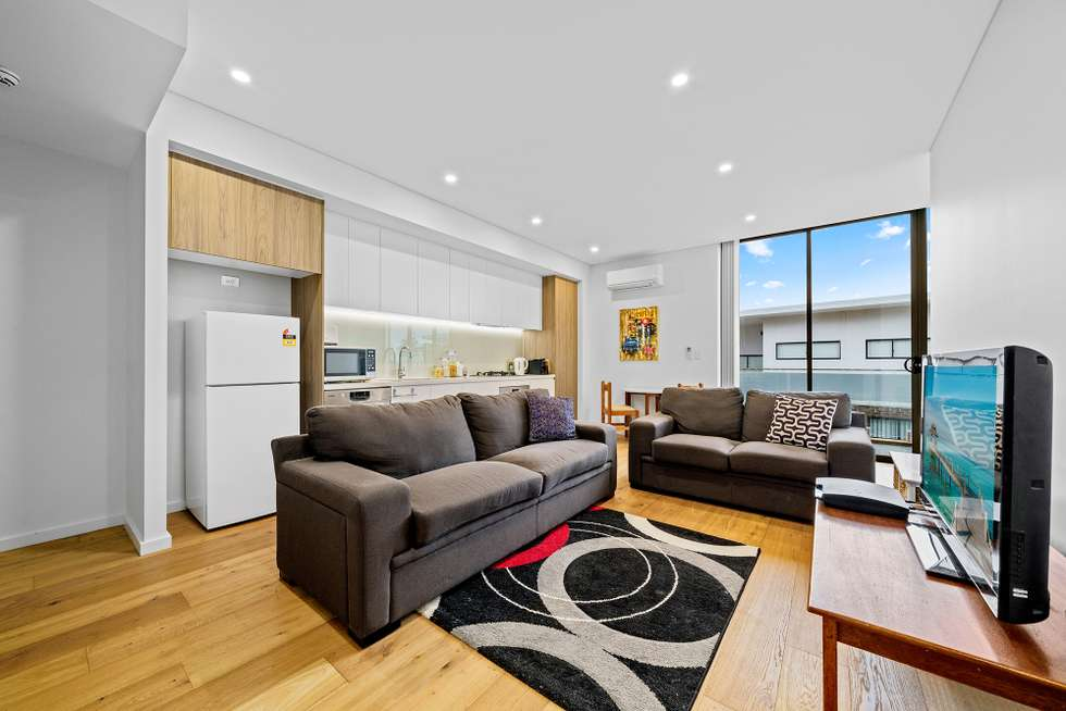 Fourth view of Homely apartment listing, 24/14 Bouvardia Street, Asquith NSW 2077