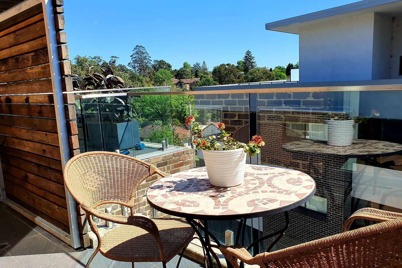 Fifth view of Homely apartment listing, 24/14 Bouvardia Street, Asquith NSW 2077