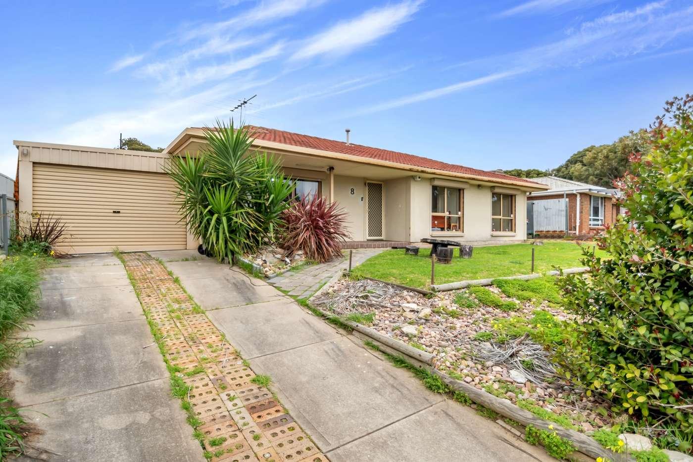 Main view of Homely house listing, 8 Claremont Street, Morphett Vale SA 5162