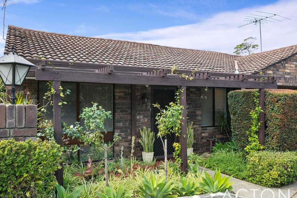 Second view of Homely house listing, 10/2 Waroonga Road, Nedlands WA 6009