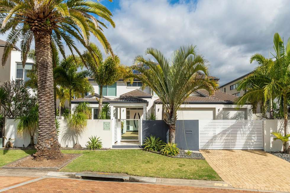 Fourth view of Homely house listing, 47 KNIGHTSBRIDGE PARADE EAST, Sovereign Islands QLD 4216