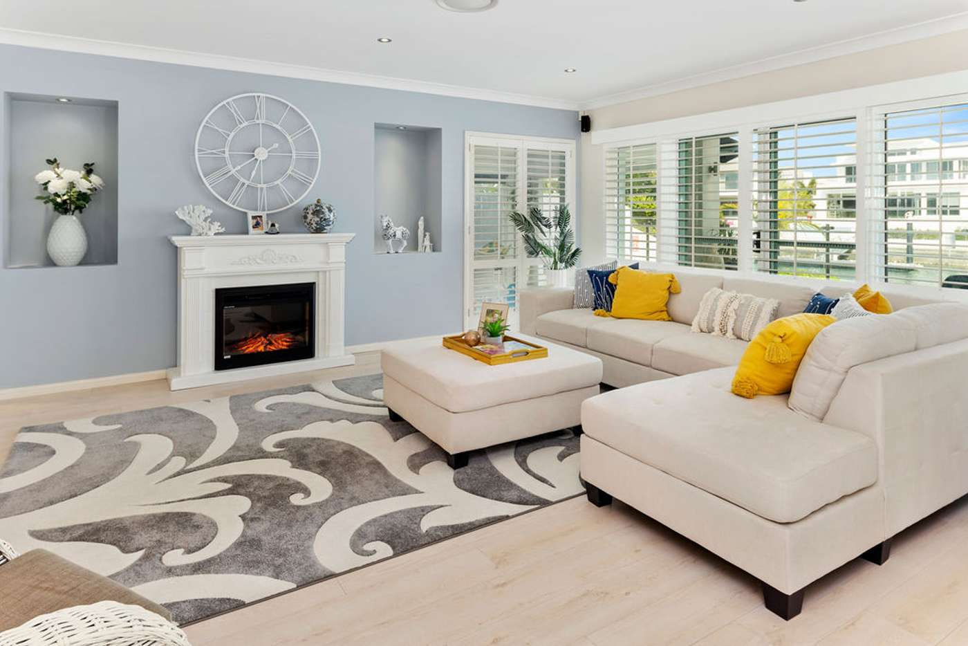 Seventh view of Homely house listing, 47 KNIGHTSBRIDGE PARADE EAST, Sovereign Islands QLD 4216