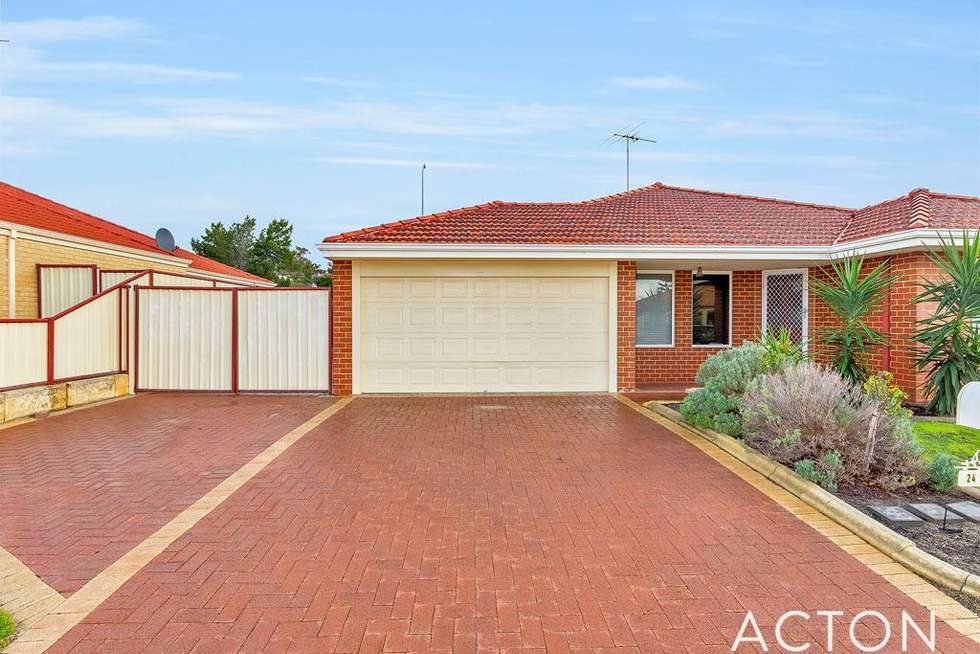Third view of Homely house listing, 24 Sulina Rise, Falcon WA 6210