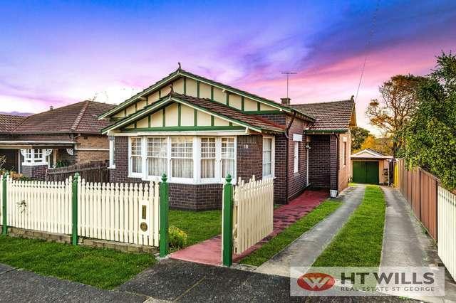 18 Crosby Avenue, Hurstville NSW 2220