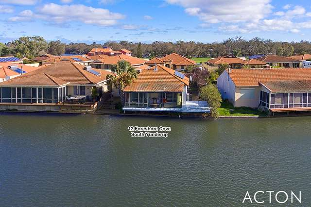 12 Foreshore Cove, South Yunderup WA 6208
