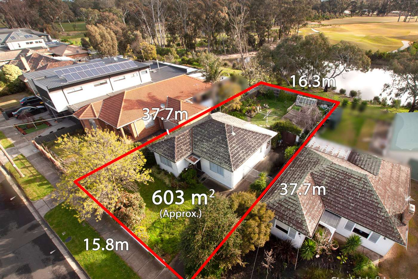 Main view of Homely house listing, 63 Farview Street, Glenroy VIC 3046