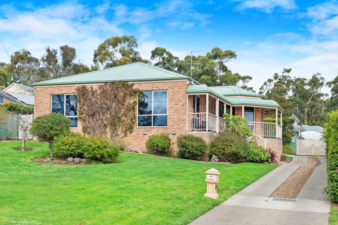 Main view of Homely house listing, 605 Learmonth, Buninyong VIC 3357